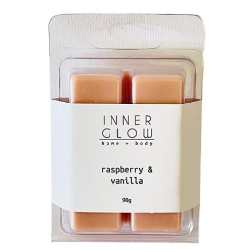 Raspberry & Vanilla Wax Melts