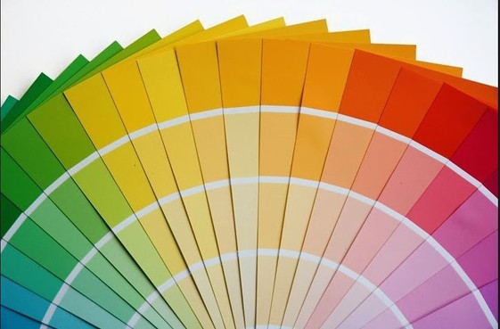 How to choose the right paint color for your interior.