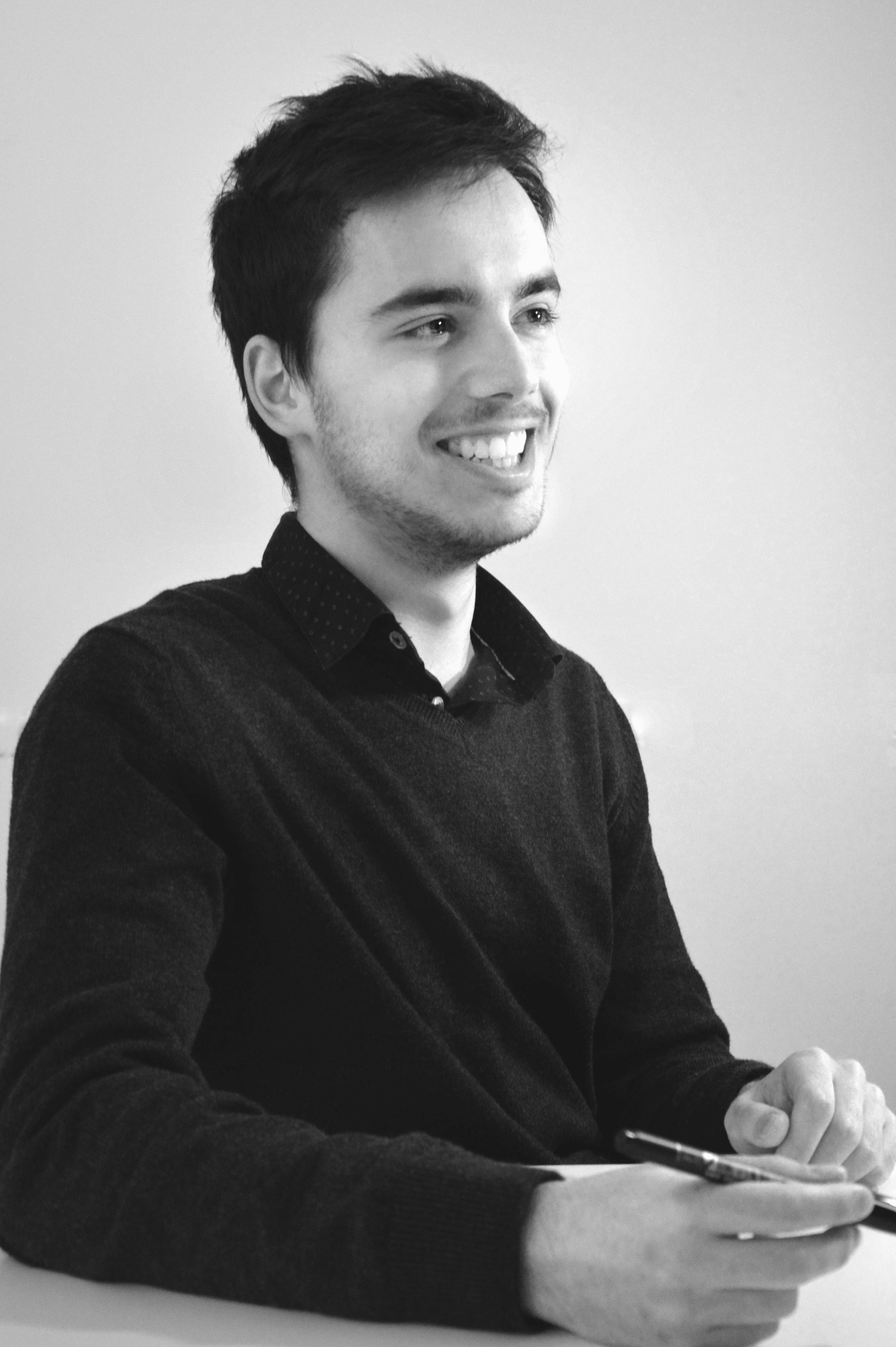 Ludovic - Graphiste webdesigner