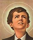 Saint Dominique Savio, Jeune italien, fervent chrétien, disciple de Don Bosco