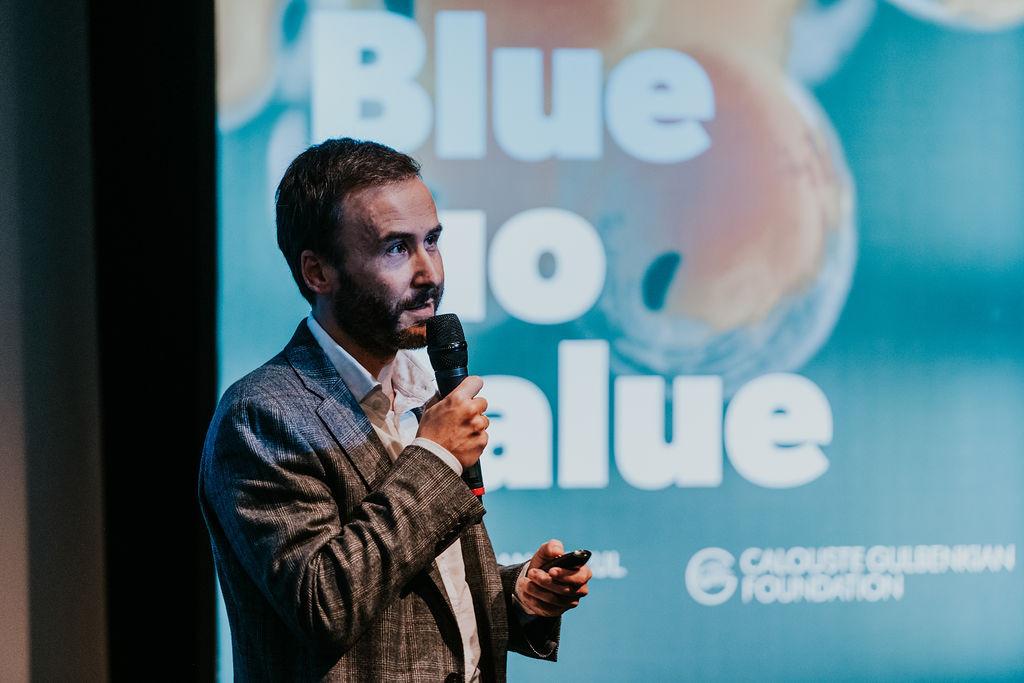 Diogo Bastos, Managing Partner at Inclita Seaweed Solutions.