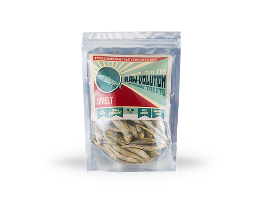 Rawvolution Treats - Smelt.png