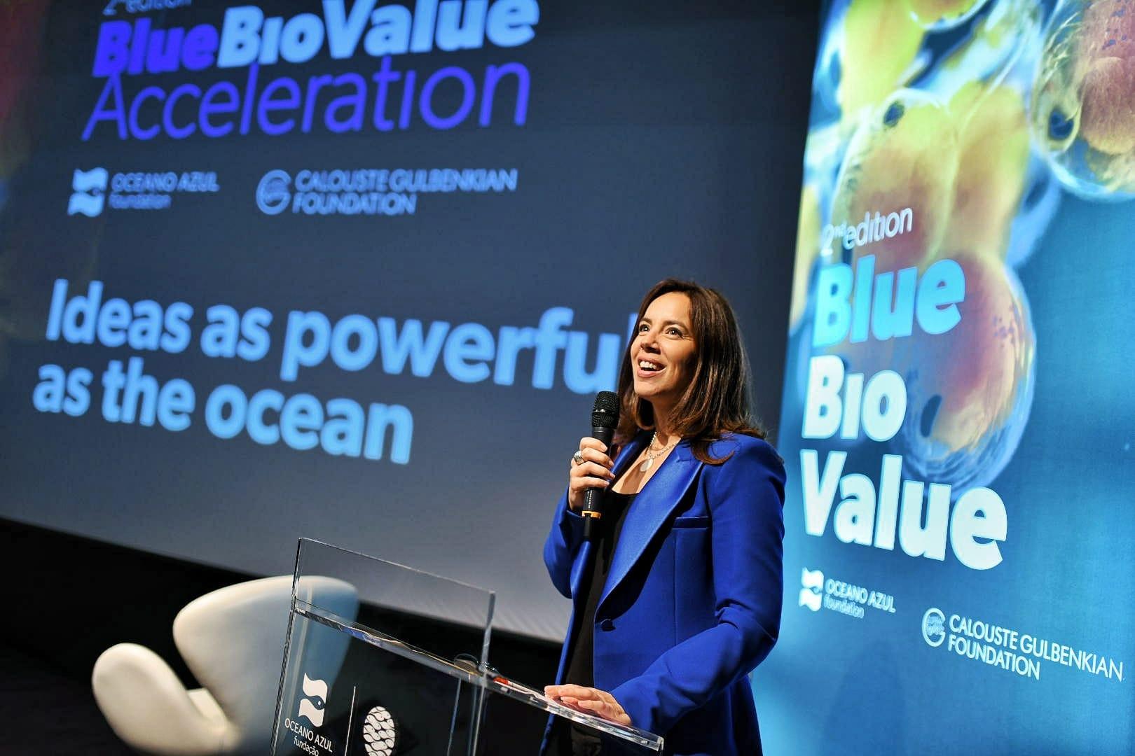 Helena Vieira, Full Associate Professor at Faculdade de Ciências da Universidade de Lisboa, entrepreneur, marine biotechnology expert.