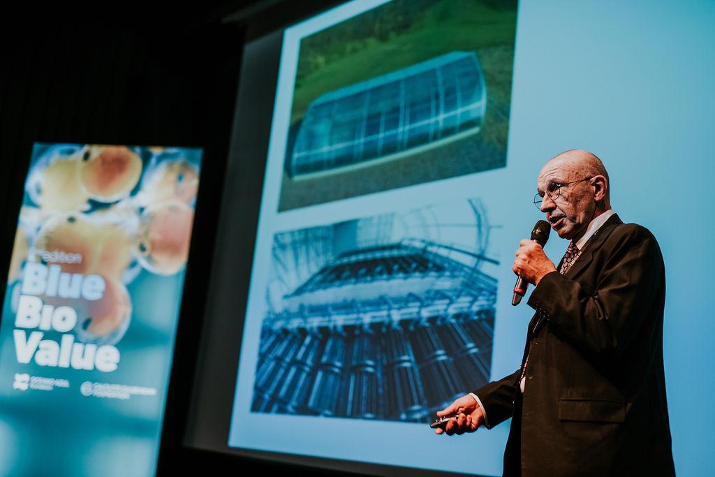 John Fagan, CEO of Algaesys Limited.