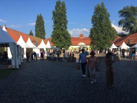 Feinwerk Markt und fürstliches Gartenfest im Schloss Fulda Eichenzell - 3.-5. September 2021