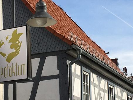 Mein Ökofaktum-Laden-Atelier in Langstadt