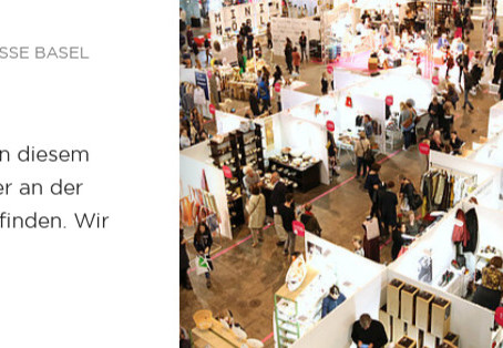 Designmesse Blickfang Basel - 1.-3. Oktober 2021