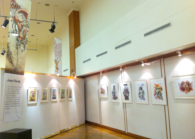 Illustration show