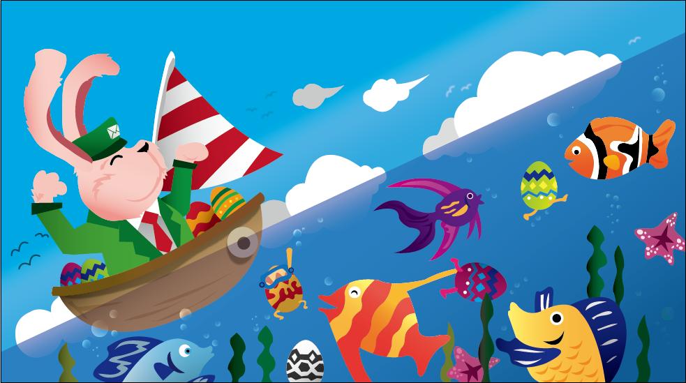 Children Illustration Book Design