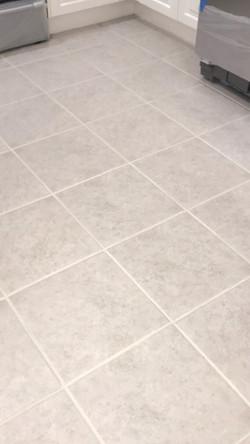 Regular Tile Cleaning