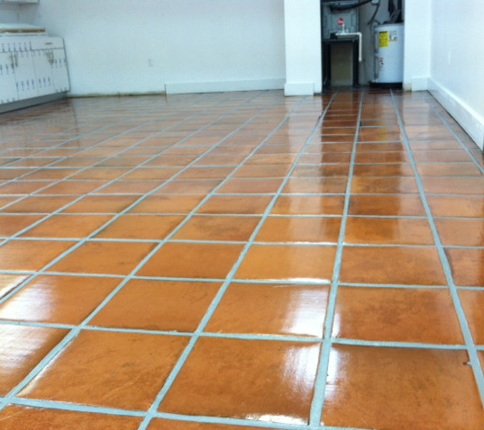 Mexican Tiles After