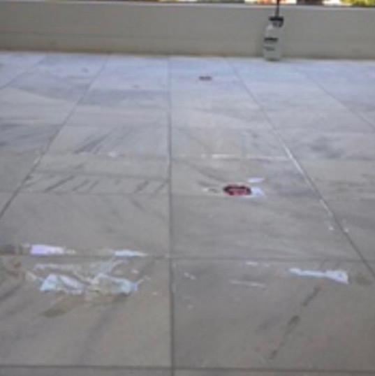 Marble Floor  Before