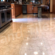 Marble Floor  After