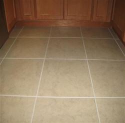 Porcelaine Tiles After