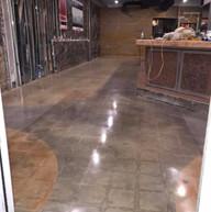 Concrete Polishing After