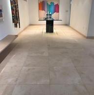 Travertine Floor Before