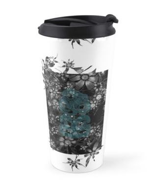 Puawai travel mug