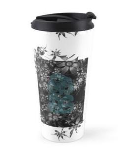 Puawai travel mug