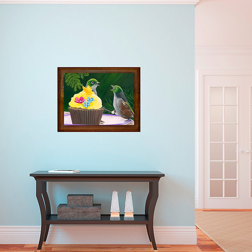 The Conversation - Limited edition giclee prints