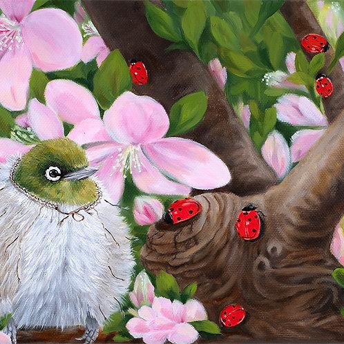 Spring Abundance - giclee print on Ilford premium paper