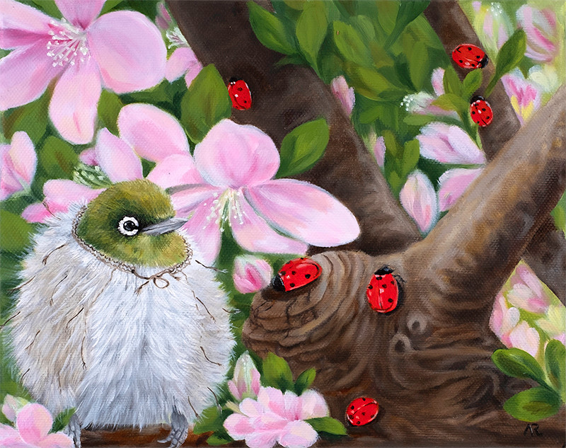 Spring Abundance (giclee print)