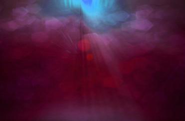 Mauve abstract