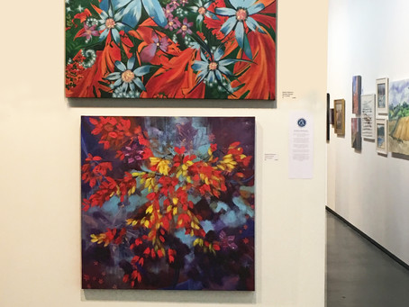 NZ Academy of Fine Arts Summer Exhibition now on