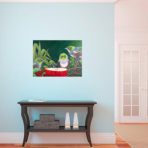 Berry Appealing - on premium paper - 8 x 10 image unframed