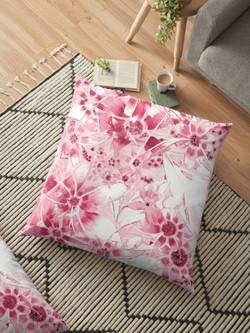 Floor Pillow - Pint daisy