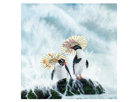 Fiordland penguins