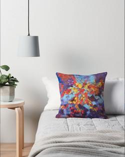 Pillow Autumn Pheonix
