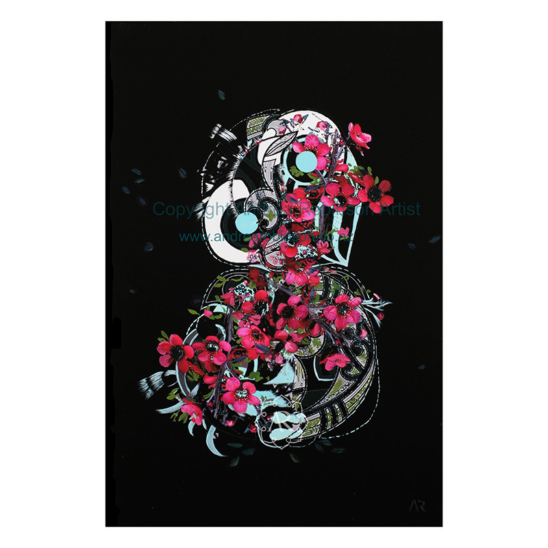 Whakauruuru (giclee print)