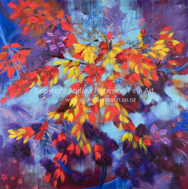 Autumn Phoenix (sold)