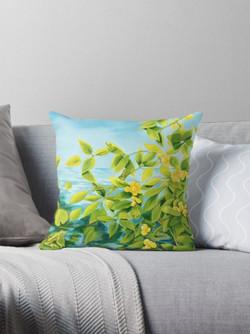 Metamorphis pillow