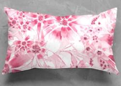 Pink Daisy cushion