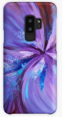 Purple case