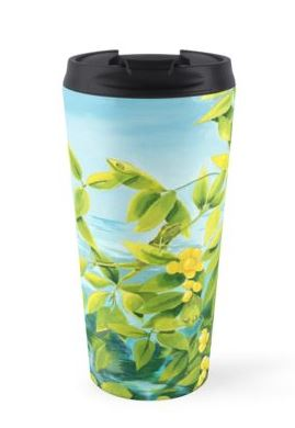Metamorphis travel mug