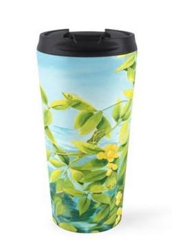 Metamorphis travel mug
