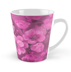 Mug - floral