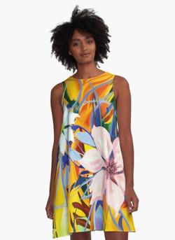 Swing Dress - Pacifica