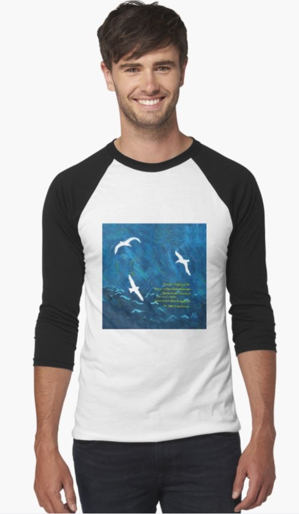 Cry of the Albatross tee