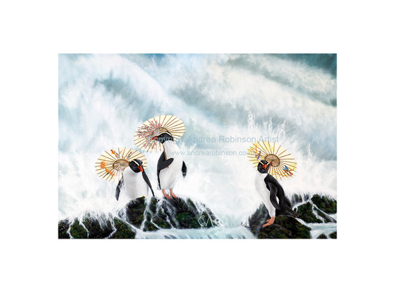 Surfs up (giclee print)