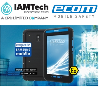 Choosing the right Intrinsically Safe mobile device for you!