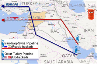 Will ISIS be pushed into Saudi Arabia? If so expect oil prices to surge!