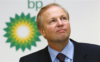 BP Boss Faces Backlash Over 20% Pay Rise - The loss-making firm's AGM today will signal a revolt