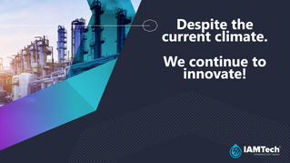 Despite the current climate, we continue to innovate!