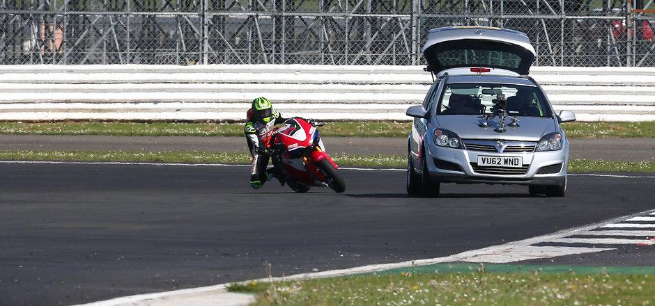 MotoGP Cal Crutchlow Launch Cal Crutchlo