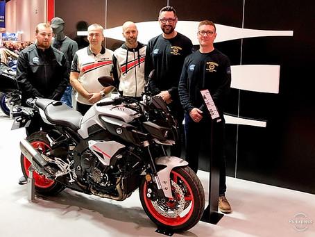Yamaha Motor UK appoint Potski Media