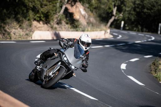 Zero Motorcycles press launch