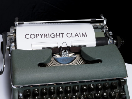 Une histoire de droit d'auteur.